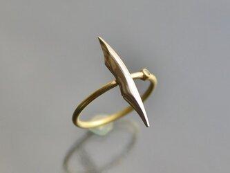 Fragment Ring B Mokumejewelryの画像