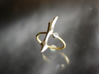 Fragment Ring C Mokumejewelryの画像