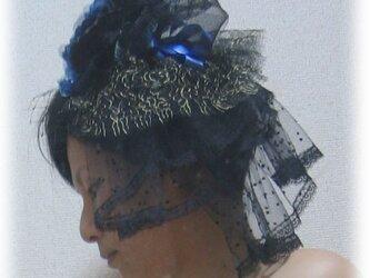 プチベールヘアアクセの画像