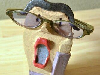 めがねママのメガネ置きの画像
