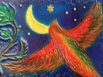 レザーキーケース~月夜の出来事~の画像