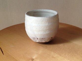 粉引きフリーカップの画像