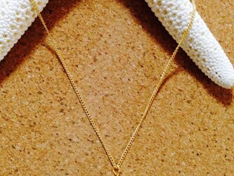 バロックパール一粒ネックレスの画像