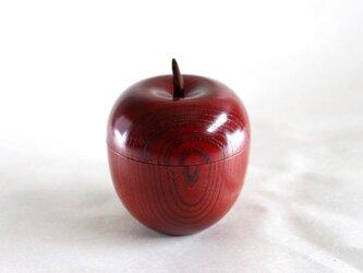 りんごっ子 大 赤の画像