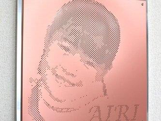 メタルドットマトリックスアート SOLO [ソロ]の画像