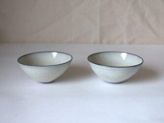 茶碗 白の画像