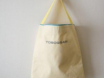 ワンストラップバッグ/黄色(ロゴ)の画像