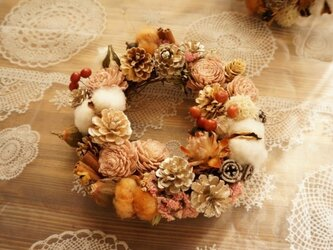 Xmas wreathの画像