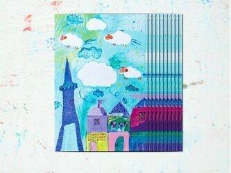 ひつじ*ポストカード(10枚セット)の画像