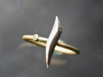 Fragment Ring F Mokumejewelryの画像