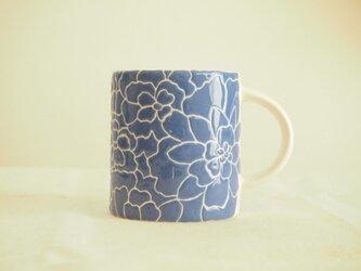 マグカップ(つゆくさ色)の画像