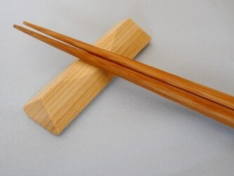 箸置き(栓材) 3個セットの画像