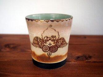 アルケミストのカップ(天使と城)の画像