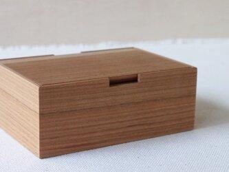 桜の小箱の画像