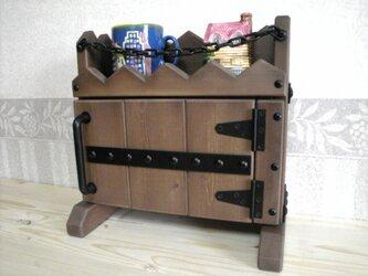 卓上飾り箱 AA-WN-001の画像