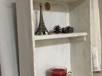 ワイン木箱のラック②の画像