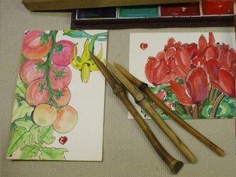 竹ペン 3本セットの画像