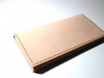 【受注生産品】長財布 ~栃木サドルレザー ver.3~の画像