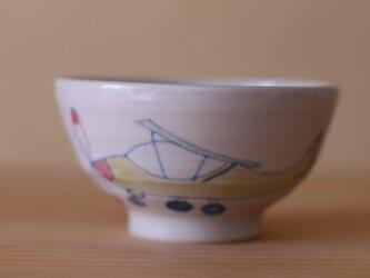 ひこうきのお茶碗。の画像