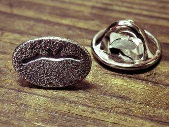 コーヒー豆のピンバッジ(ピンズ)の画像