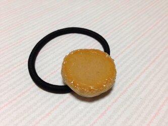 シュガー クッキー ヘアゴムの画像