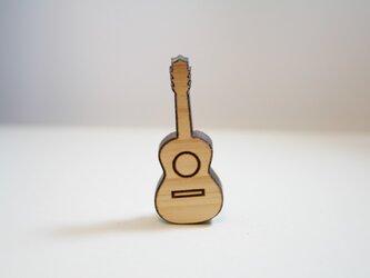 ブローチ music (ギター)の画像