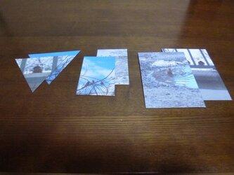封筒6点~すずめ2~の画像