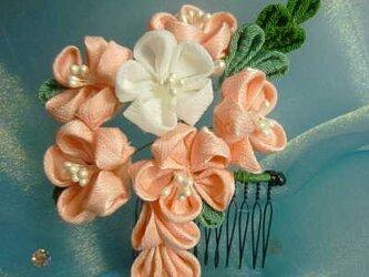 yukinonnon様専用 淡桃色のかんざしの画像