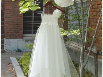 hiro0918様専用 2wayシャーリングチュチュドレスの画像