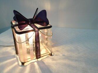 贈り物ランプの画像