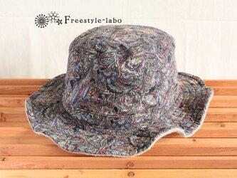 PAISLEY WORK HATの画像