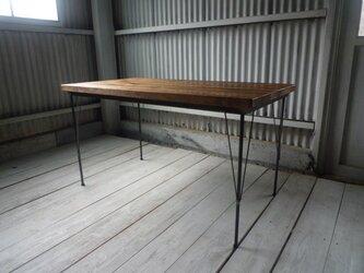 【展示作品】ダイニングテーブル ベーシック(mymy0127様仕様)の画像