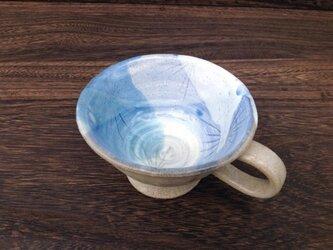 またたく星のコーヒーカップの画像