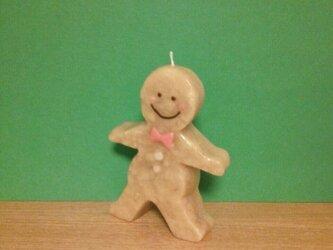 【57】ジンジャークッキー 大の画像