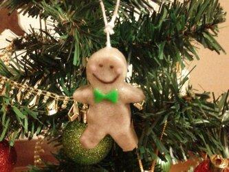 【67】ジンジャークッキー 小の画像