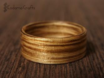 木の指輪~ゼブラウッド~の画像