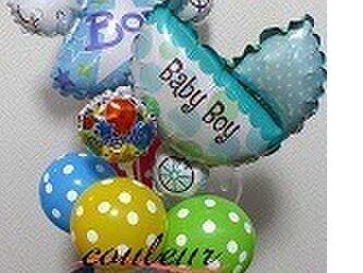 Balloon Cake ~BOY~の画像