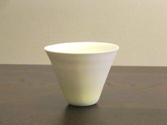 白彩-カップ(レモン色)の画像