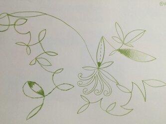 葉っぱたちの画像