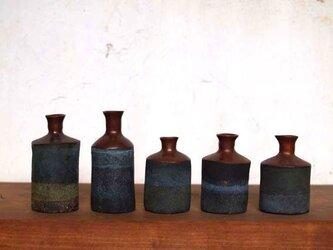 ちいさな花器no.141207の画像