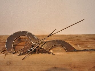 バイオリン(オブジェ)の画像