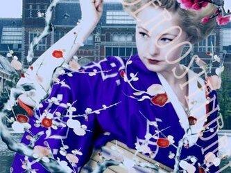 Kimono美女暦ごよみ12か月-冬から初春への画像