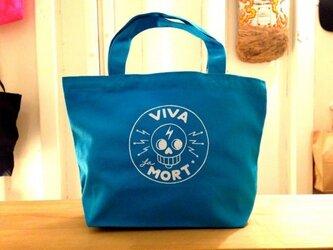VIVA LA ミニトートバッグの画像