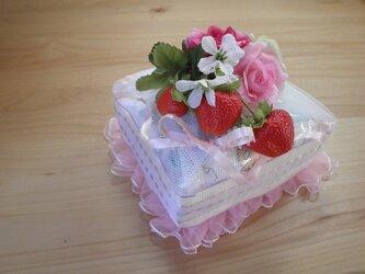 いちごショートケーキの画像