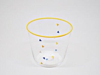Confetti-グラス(きいろ)の画像