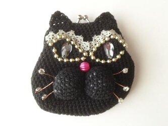 黒猫/シルバーアイの画像