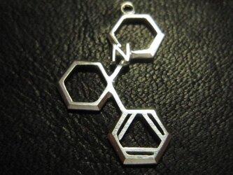 化学式アクセサリー®(ピアス・タイタック・ネックレス)の画像