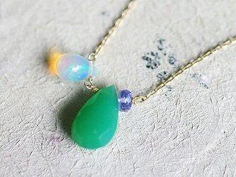 namida : Chrysoprase & Opalの画像