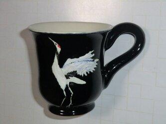 マグカップ・丹頂鶴の画像