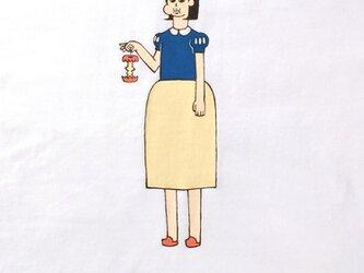 シラユキヒメ【Tシャツ】の画像
